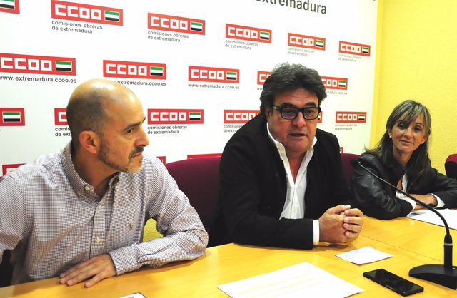 Francisco Jiménez, Julián Carretero y Beatriz Muñoz