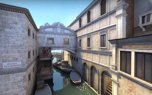'Canals', mapa de CS Global Offensive