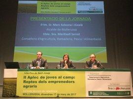 Agricultura anuncia un nuevo modelo de formación empresarial agraria en Catalunya