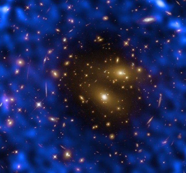 Medición del efecto SZ en el cúmulo galáctico RX J1347.5-1145