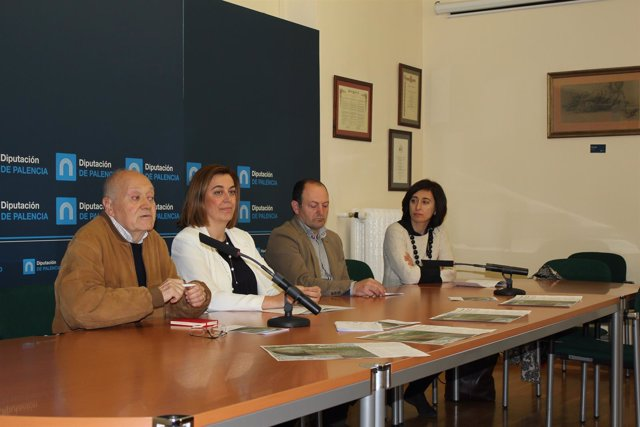 Palencia: Presentación del curso para estudiantes europeos