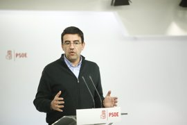 """El PSOE responde al Gobierno que lo """"irresponsable"""" es llevar casi dos años sin resolver el problema de la estiba"""