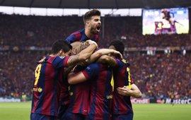 Barça y Juventus revivirán la final blaugrana de Berlín 2015