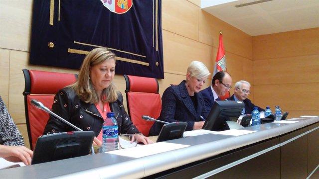 Valladolid. Del Olmo explica la ejecución presupuestaria
