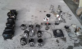 Sucesos.- Dos detenidos en Alcalá por robar máquinas dispensadoras de bebidas valoradas en casi 50.000 euros
