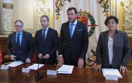 """La Caixa y el Ayuntamiento de Valladolid pone en marcha 'Proinfancia' para """"romper el círculo de la pobreza hereditaria"""""""