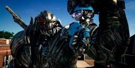 Megatrón regresa en el nuevo tráiler de Transformers 5: El último caballero