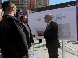 La estación de Sabadell Centre estrenará las nuevas mejoras en octubre