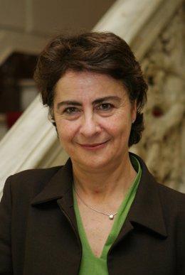 La abogada María José Balda ganadora del 'Premio a la Igualdad Alicia Salcedo'.