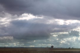 El déficit de lluvias en España cae hasta el 5% desde octubre