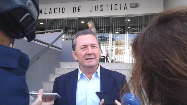 Gonzalo Rodríguez Nevado, declara en juzgados.