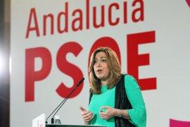 Susana Díaz celebra este sábado en Cartagena su primer acto de partido tras el anuncio de su candidatura