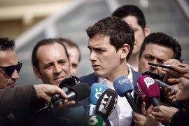 """Rivera pide al PP que """"tengan en cuenta"""" que el corredor mediterráneo """"no es un capricho"""" es """"fundamental"""""""