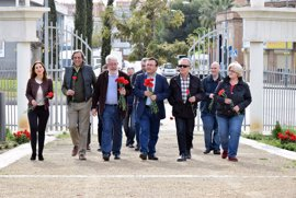 PSOE-A: Rajoy debe seguir el ejemplo de Susana Díaz y revitalizar la Ley de Memoria