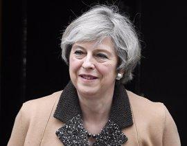 May anuncia un Plan para Reino Unido que preserve la unidad política frente al independentismo escocés
