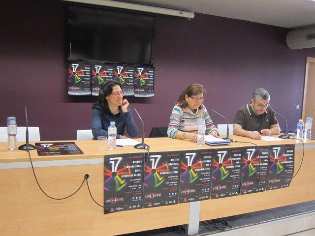 Valladolid. Presentación XVII Cinhomo