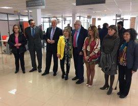 El SAE invierte 48.000 euros en la nueva oficina de Cuatro Caminos de Jerez