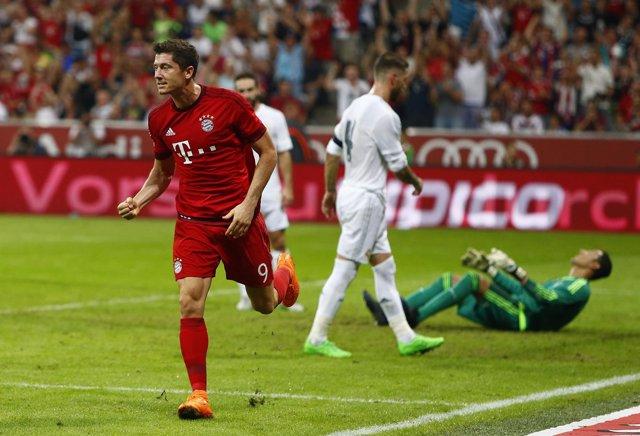 El Real Madrid encaja ante el Bayern su primera derrota de pretemporada