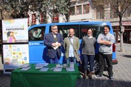 Cort pone en marcha un tour por Palma para explicar sus presupuestos participativos