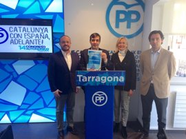 """Ayllón (PP) dice que el proceso soberanista está """"inhabilitado"""" y lo da por zanjado"""