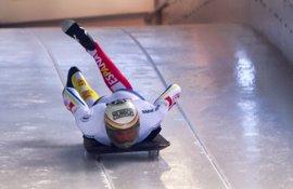 Ander Mirambell termina decimocuarto en la general de la Copa del Mundo de skeleton
