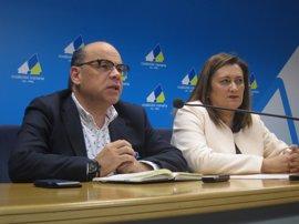 Barragán optará a la reelección como secretario general de CC