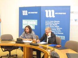 En Marea reclama que comparezca Feijóo en la comisión de cajas
