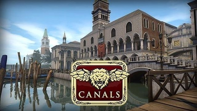 'Canals', Nou Mapa De 'Counter Strike'