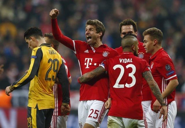 Bayern de Múnich - Arsenal