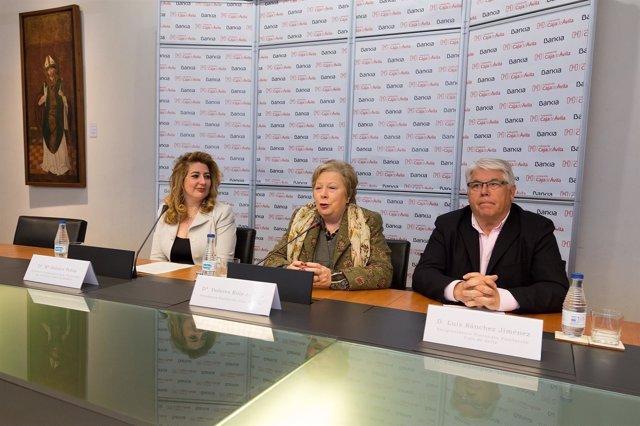 Ávila: Presentación Del Campamento De Bankia