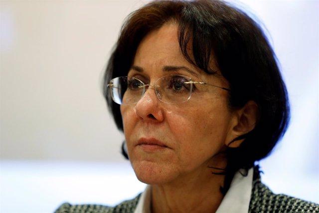 Ex Secretaria General de la ESCWA,  Rima Jalaf