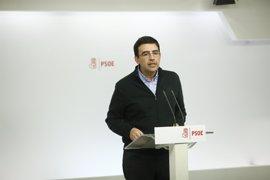 El equipo de Pedro Sánchez pide a Mario Jiménez que elija entre ser portavoz de la Gestora o del Parlamento andaluz