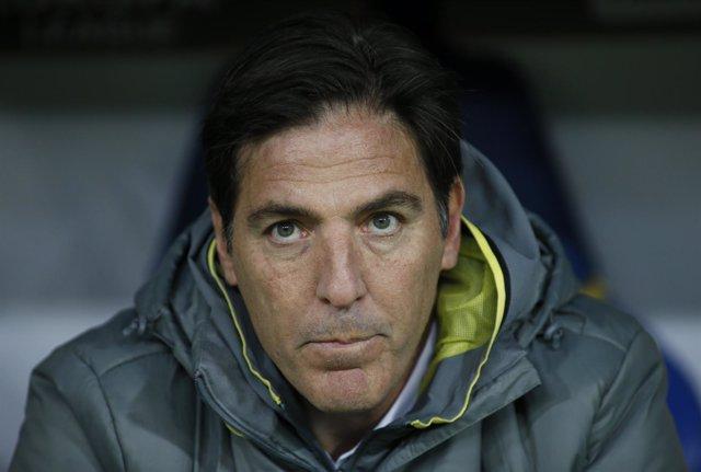 Eduardo Berizzo, entrenador del Celta de Vigo