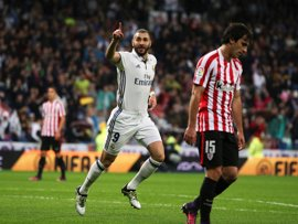 El Real Madrid se juega media Liga en San Mamés