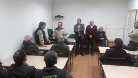 La Junta elogia la labor que realizan los 143 agentes de Medio Ambiente de la provincia de Jaén