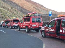 Bomberos denuncian falta de personal y elevado tiempo de respuesta en la evacuación del teleférico de Tenerife