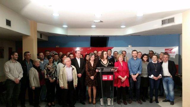 Grupo de apoyo a Díaz