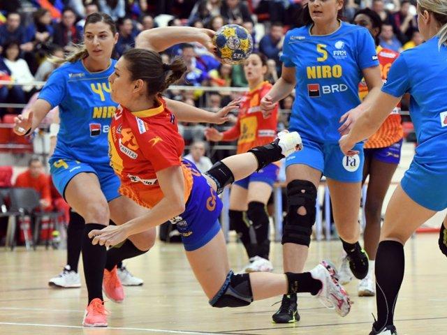 Las Guerreras ganan a Rumanía en el debut de Carlos Viver como seleccionador