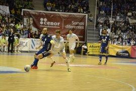 Movistar Inter sigue líder tras golear a domicilio al Santiago Futsal
