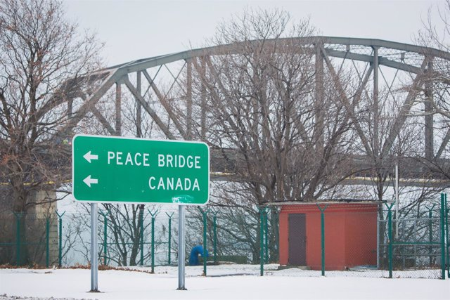 Frontera de Canadá con EEUU
