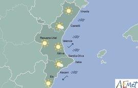 Sol y más de 20 grados en el último fin de semana del invierno