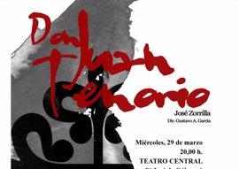 TomaTeatro presenta 'Don Juan Tenorio' a beneficio de la Obra Social del Hospital San Juan de Dios del Aljarafe