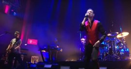 Vídeo del primer concierto de Depeche Mode en tres años (anoche en Berlín)