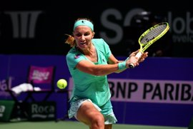 Las rusas Kuznetsova y Vesnina pelearán por el título de Indian Wells