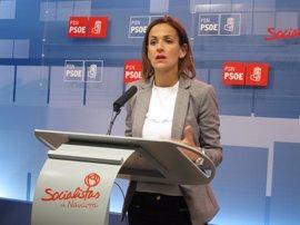 """Chivite advierte de la """"polarización"""" de la política en Navarra"""