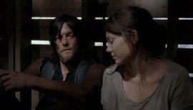 The Walking Dead: ¿Filtrada una desgarradora escena entre Daryl y Maggie en el 7x14?