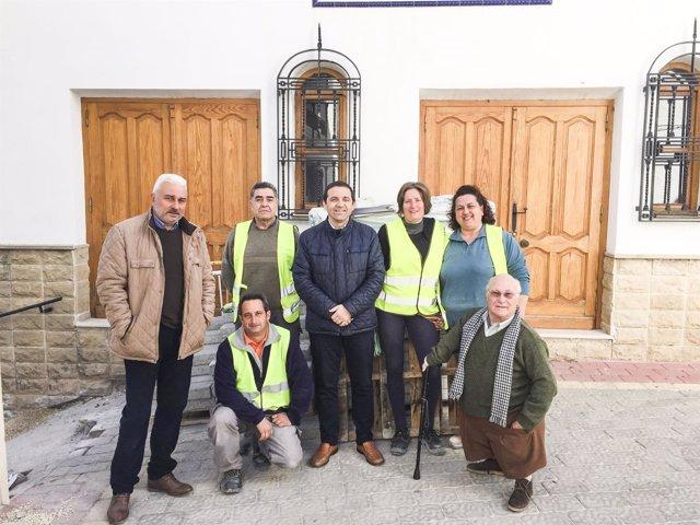 El municipio de Vélez-Blanco se beneficia de inversiones del PFEA.