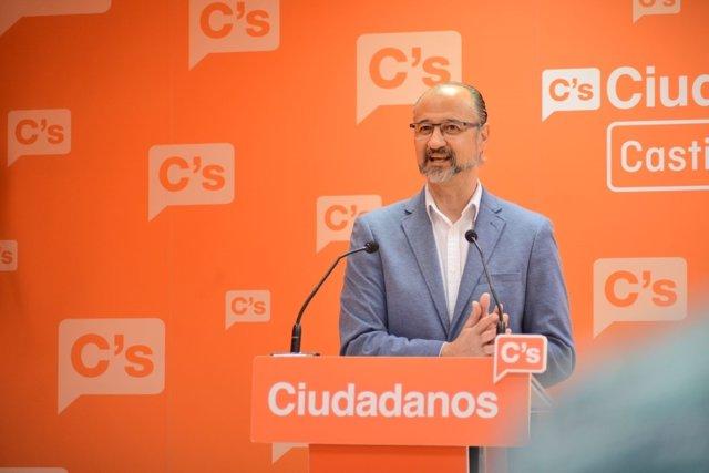 Valladolid.- Luis Fuentes