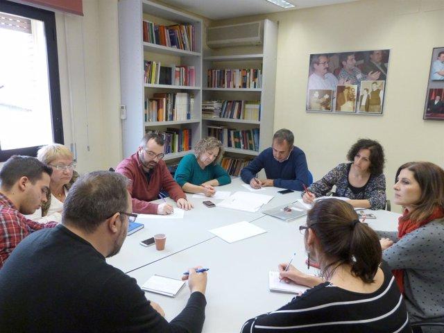 Primera reunión de la comisión
