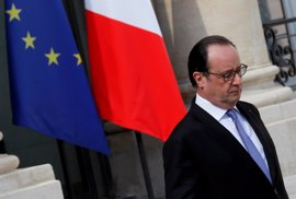 """Hollande felicita a las fuerzas de seguridad en su actuación contra """"un individuo particularmente peligroso"""""""